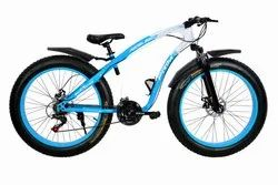 Prime Blue Freedom Fat Tyre Cycle