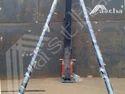 Hydraulic Tank Lift Jacks and Tank Jacking System