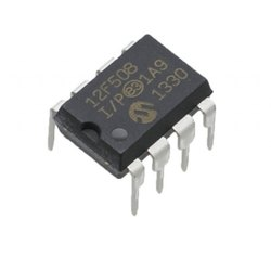 PIC12F508-I/P PIC Microcontroller