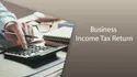Business Income Tax Return