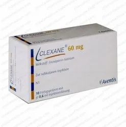 Clexane Injection 60 Mg