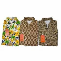 Casual Wear Mens Digital Print Jacquard Modi Jacket, Size/Dimension: S-XXL