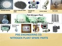 Nitrogen Plant Spare Part Service & Maintenance