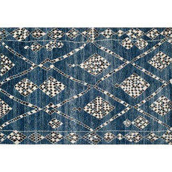 Krishna Arts Hemp Knitted Floor Carpet