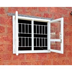 Mild Steel PHMS Window