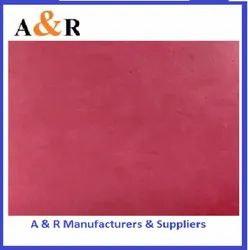 Plain Pink Hawai Chappal Sheet