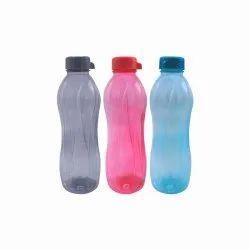Plastic Pet Bottle Aqua 1 Ltr 6 Pc Set