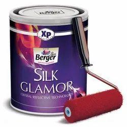 High Sheen Berger Silk Glamor Luxury Emulsion, For Interior