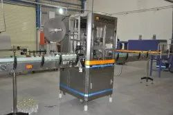 Shrink Sleeve Applicator With Steam Tunnel