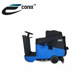 Mini Ride On Scrubber Dryer