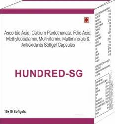 Hundred - SG Softgel Capsule