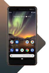 Nokia 6 Point 1 Mobile Phone