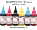 Sublimation Ink for L810