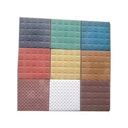 12X12 Inch Rubber Tiles