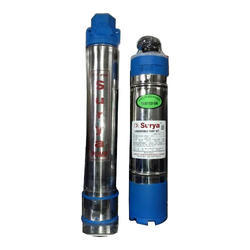 15 to 50 m Single Phase Borewell Submersible Pump, 100 - 500 LPM, 25 to 50 mm