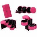 Portable Mini Three Layers Round Jewelry Cosmetic Box---3_LAYER_ROUND_JEWERY_BOX