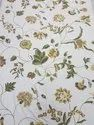 Pastel Floral Upholstery Running Fabric