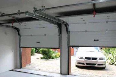 Automatic Remote Controlled Garage Door Ascon Enterprise