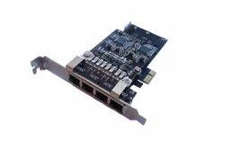 Aria 4CF - 04 Port PRI Card
