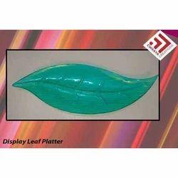 Acrylic Leaf Tray
