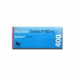 Zovirax 400 Mg Tablets