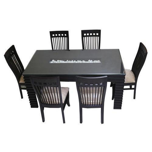 online store 4307d e3a52 Designer 6 Seater Dining Table Set