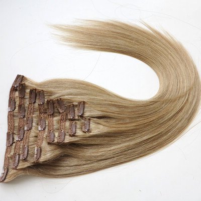 Anupam Hair Exports Pvt.ltd Female 2017 Professional Virgin Malaysian Clip On Extensions Hair, for Parlour