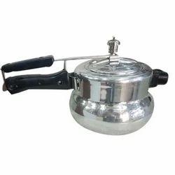 Aluminum Silver Pressure Cooker