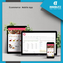 E-Commerce Website and Mobile Applications