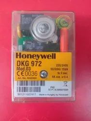 Pvc Honeywell Dkg 972, For Gas Burner, Voltage: 110 & 230 V