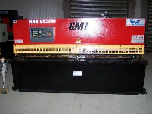 Hydraulic Swing Beam Shearing Machine Model HSB-4X1500