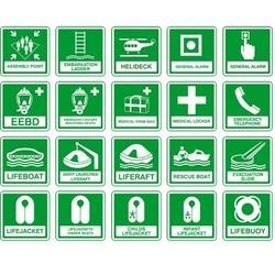 IMO Safety Signages