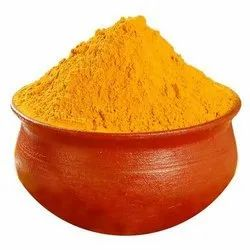 Yellow Organic Turmeric Powder, Packaging Size: 100 g, Store In Cool And Dry Place