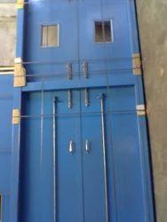 Standard Steel Safety Door
