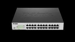 D-Link 24 Port Switch, 15W
