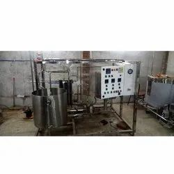 Stainless Steel Milk Pasteurizer