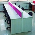 Wood Modern Aluminum Frame Office Furniture