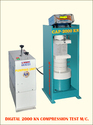 Digital Concrete Testing Machine 2000KN Plate Type