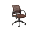 Netted Medium Back Chair