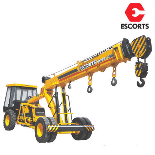 Escorts Hydra 1236 Pick-N-Carry Cranes, Fuel Tank Capacity