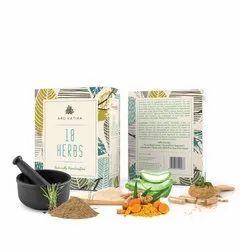 Aro Vatika Classic Handmade 18 Herbs Soap,100g