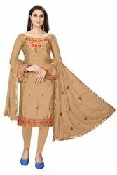 Designer Embroidered Suit Material