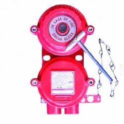 Fire Alarm Control Panel M S Body FLP manual call point
