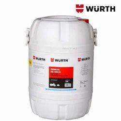 Wuerth 15W-50 API SJ Bike Engine Oil 3L