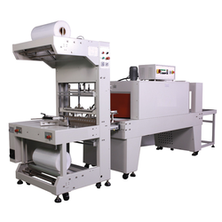 Semi Auto Sleeve Wrapping Machine