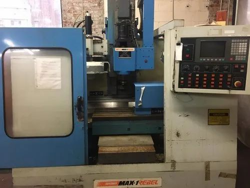 Supermax Max 3 Rebel CNC Vertical Machining Center