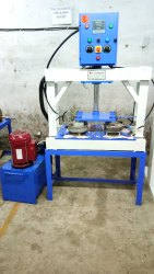 Wrinkle Paper Plate Making Machine