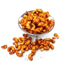 Flavored Cashew Nuts, Packaging Type: Plastic Bag
