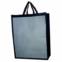 Black And White Non Woven Bag