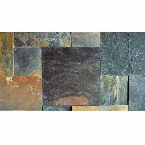 Multi Kund Slate Stone for Wall Cladding